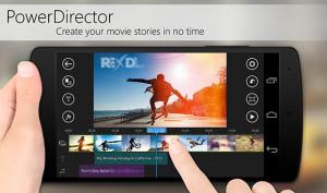 Обзор приложения Power Director для андроид