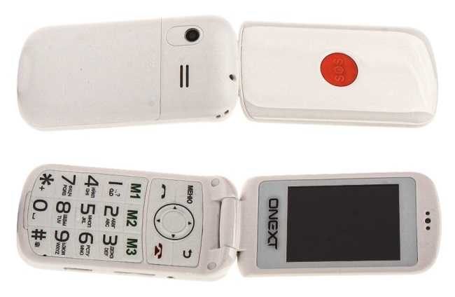 ONEXT Care-Phone 6 White