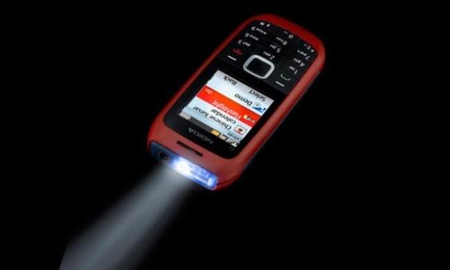 фонарик в телефоне