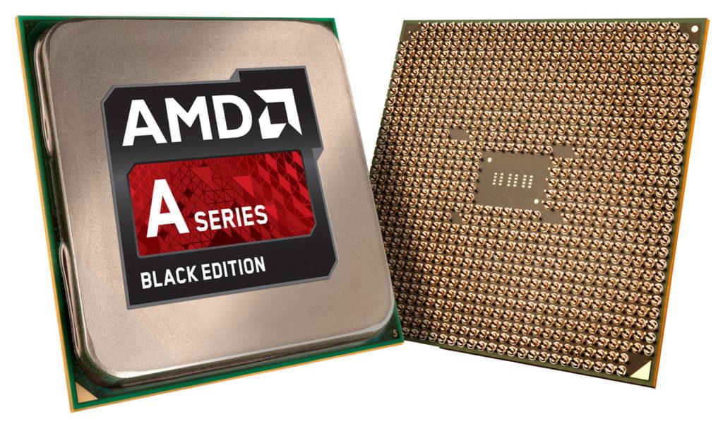AMD процессоры фото