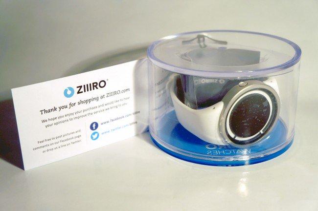 Ziiiro Eclipse в упаковке