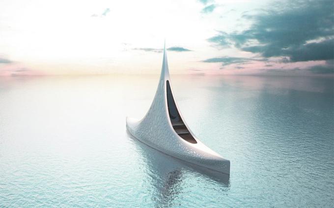 Яхта от Игоря Лобанова