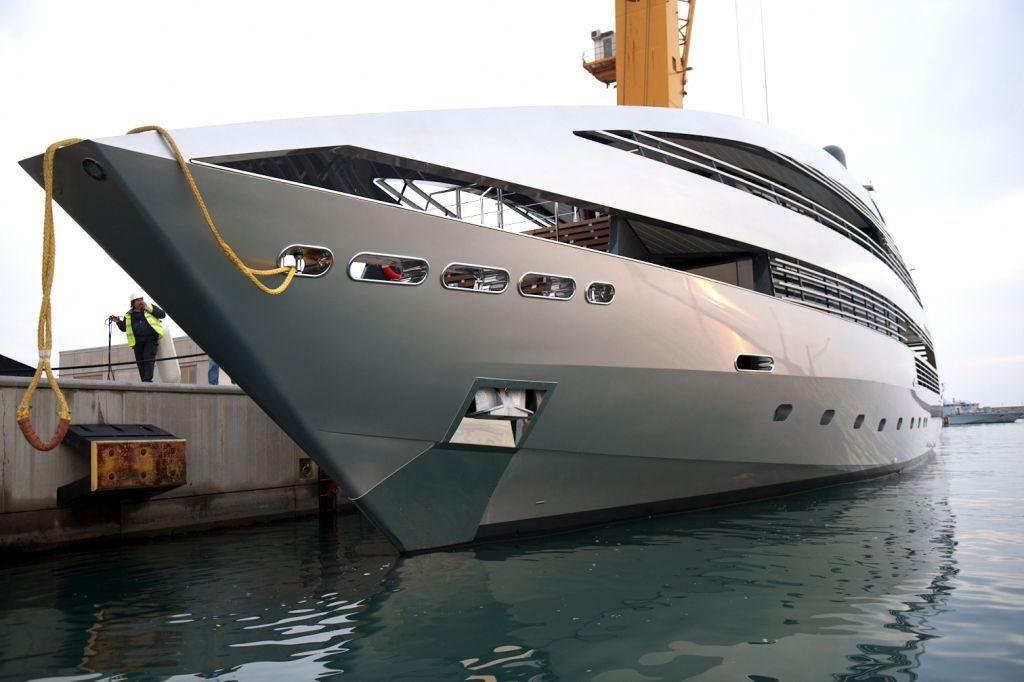 Яхта от Norman Foster
