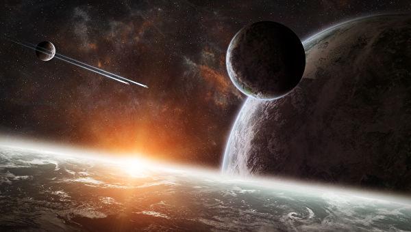 Три потенциально обитаемые планеты