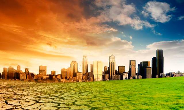 Город будущего фото