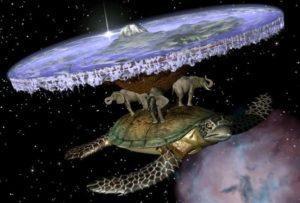 Общество плоской земли