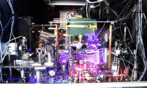 Самый точный атомный хронометр