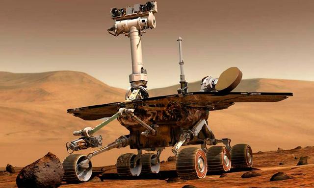 Марсоход фото