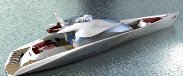 Яхта от Timon Sager