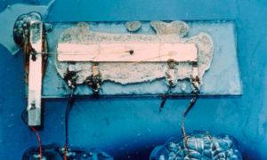 Интегральная микросхема фото 1