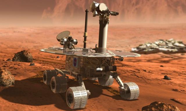 Марсоход «Оппортьюнити»