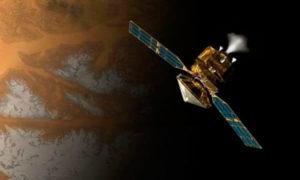 Индийский марсианский зонд