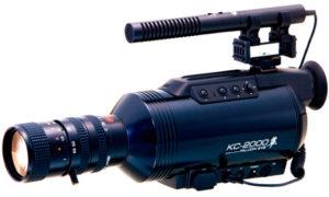 Видеокамера, превращающая ночь в день