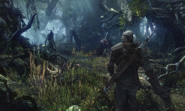 Релиз The Witcher 3 1 фото