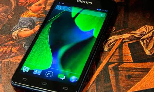 смартфон от Philips