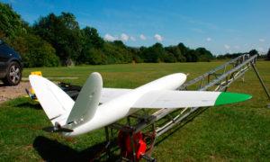 самолет напечатанный на 3D-принтере