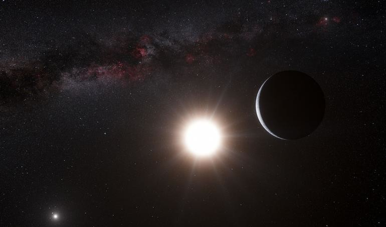 планета газовый гигант HD 106906b