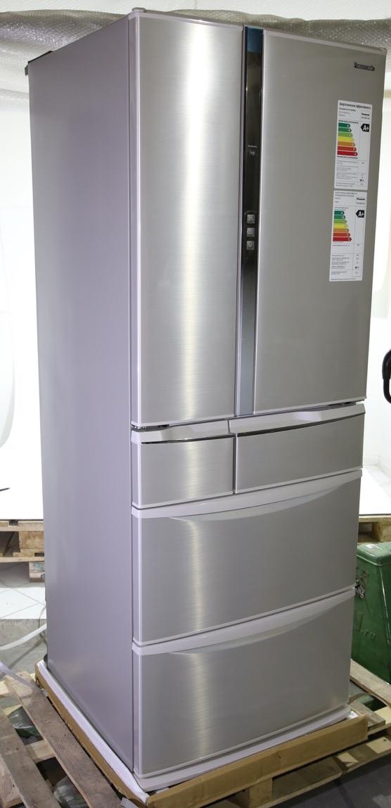 холодильник Panasonic NR-F555TX-N8