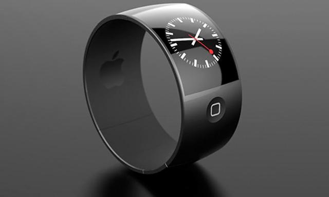 Умные часы iWatch фото