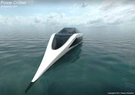 Яхта от Phil Pauley