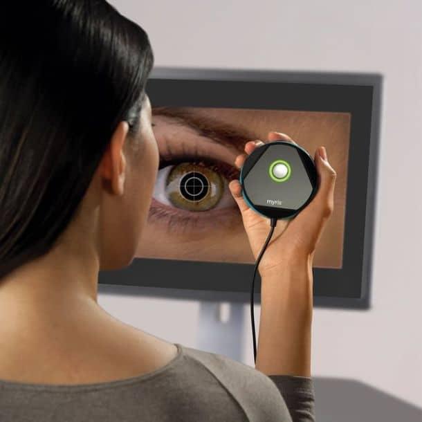 Myris сканер