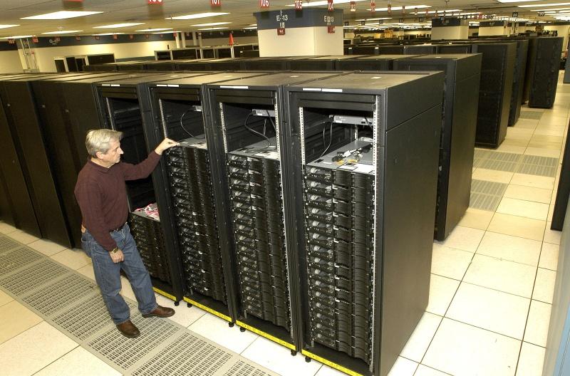 Roadrunner – суперкомпьютер