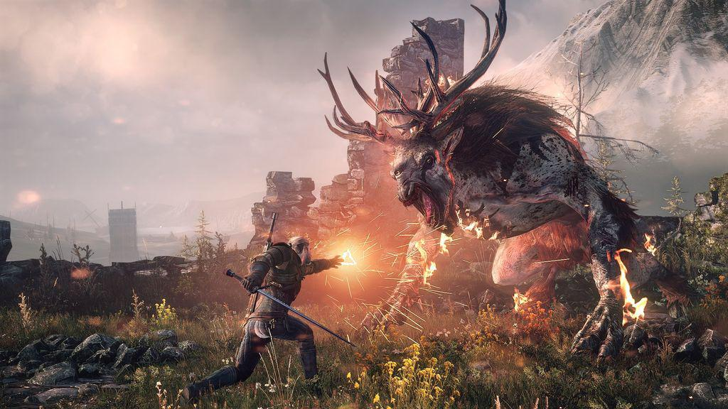 Релиз The Witcher 3 фото 2