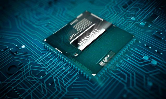 чип на архитектуре Haswell