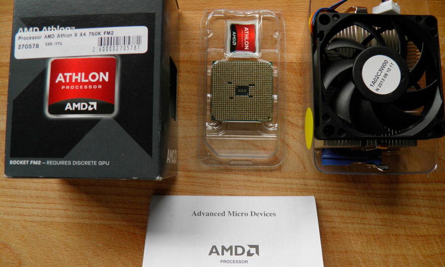 Richland – Athlon X4 760K