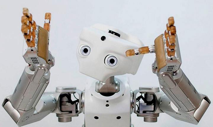 Робот Meka