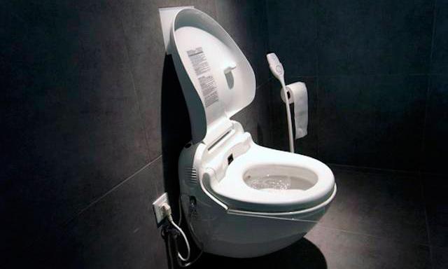 Умный туалет