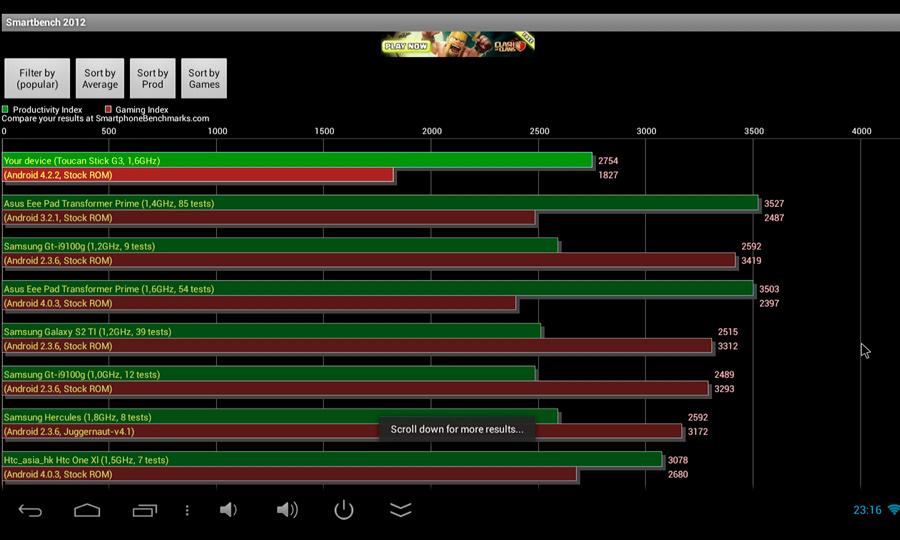 скриншот 3 графики