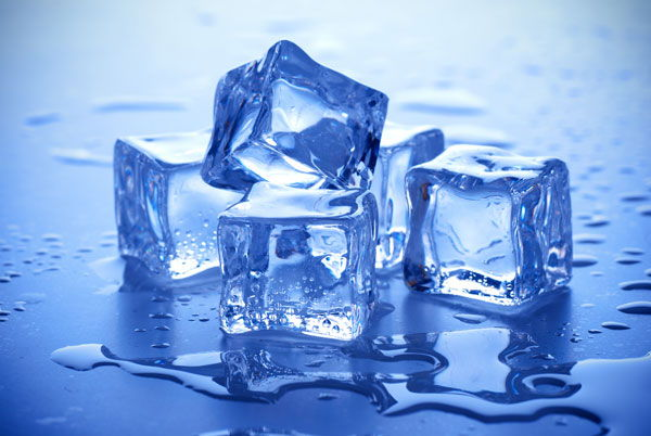 Лед фото