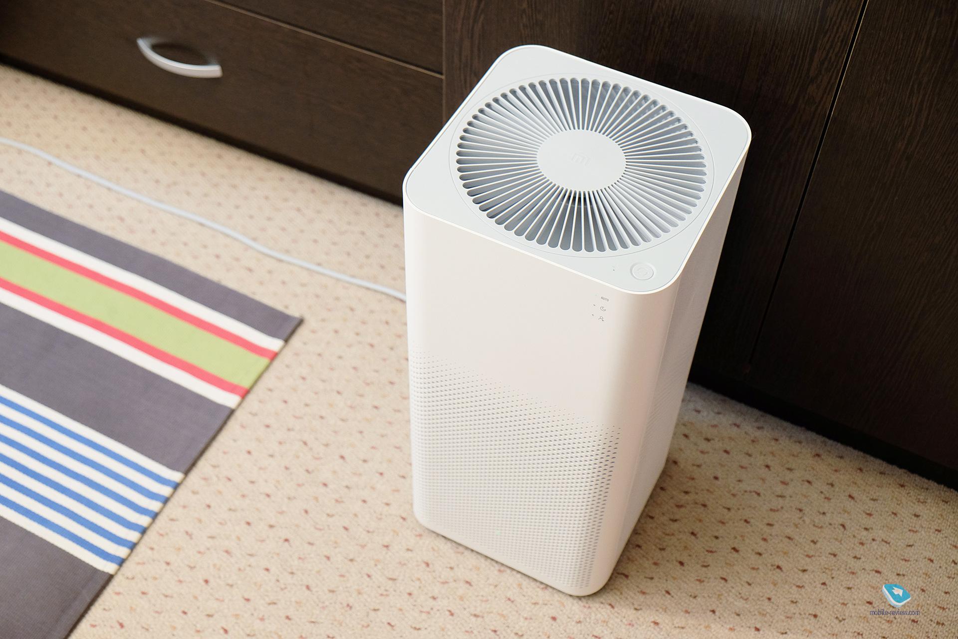 Очиститель воздуха Philips Smart Air Purifier