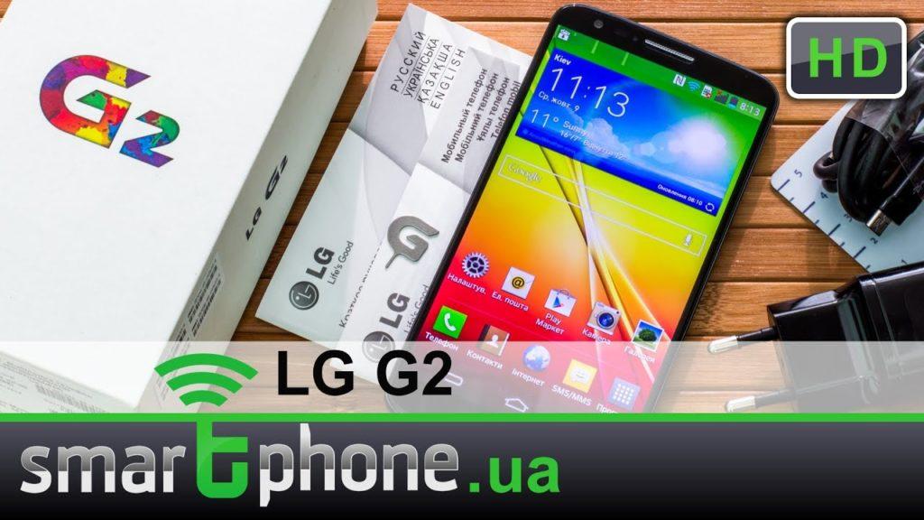 смартфон LG G2 фото 2