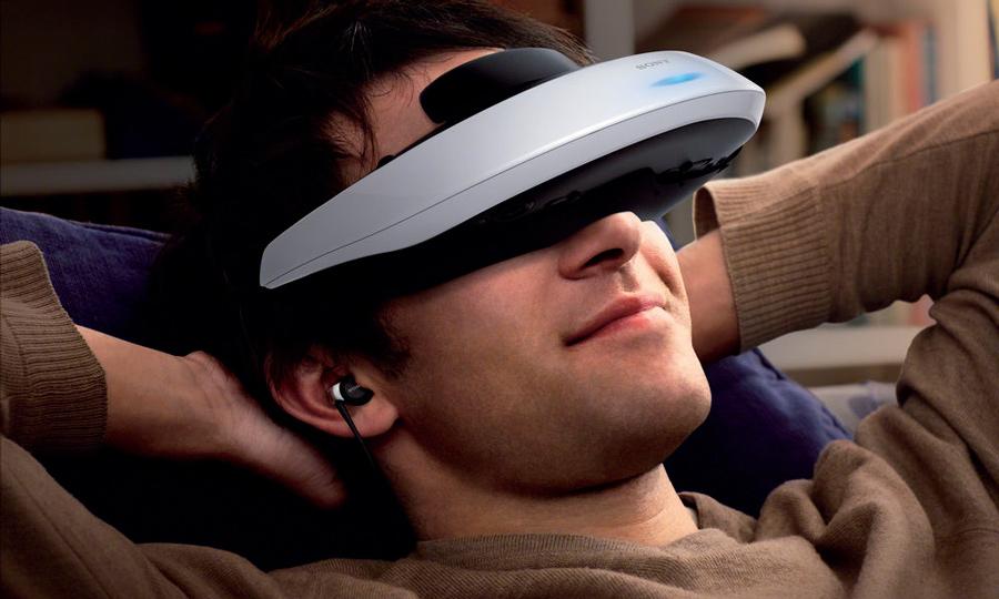 Виртуальный шлем фото
