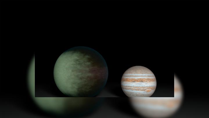 кремниевые облака на Kepler-7b