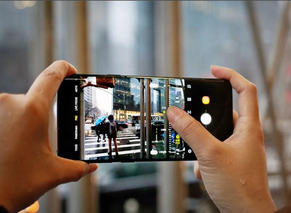 Galaxy S9 экран